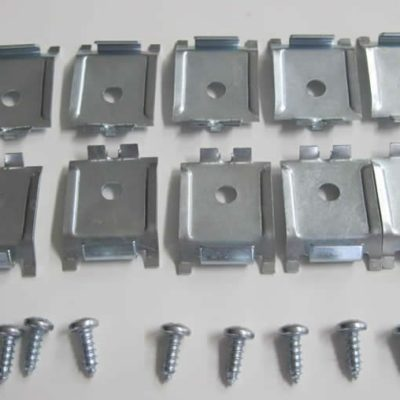 1955 Rocker Moulding Clip Set
